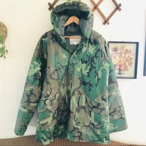All Weather Insulated Camo Hunting Jacket